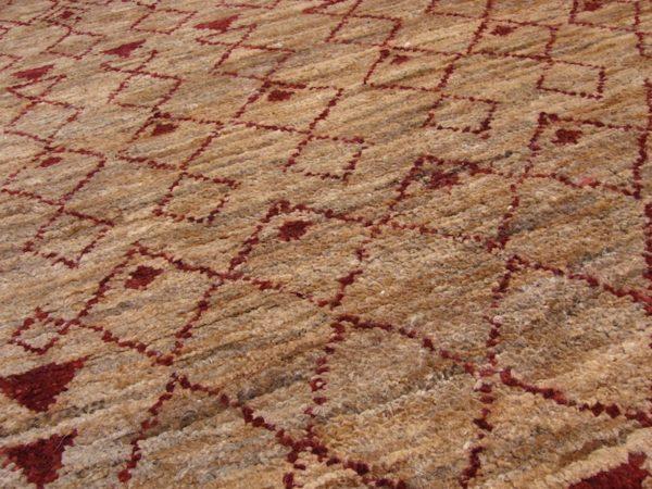 jute tapijt