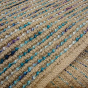 kleurig tapijt
