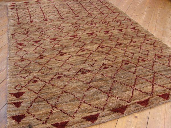 jute, tapijt
