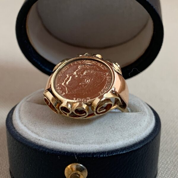 golden ring kennedy